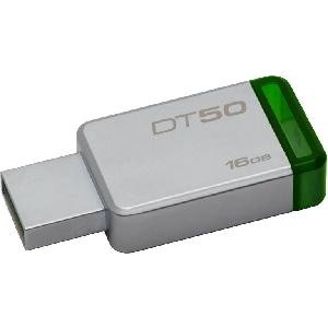 PEN DRIVE 16GB USB 3.1 (DT5016GB) VERDE