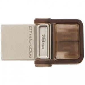 PEN DRIVE 16 GB DUO USB 3.0 OTG (DTDUO316GB)