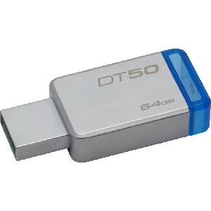 PEN DRIVE 64GB USB 3.1 (DT5064GB) BLU
