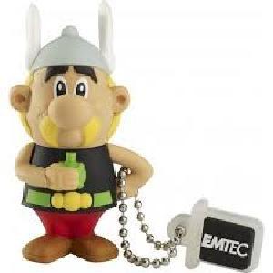 PEN DRIVE ASTERIX 8GB USB (ECMMD8GAS100)