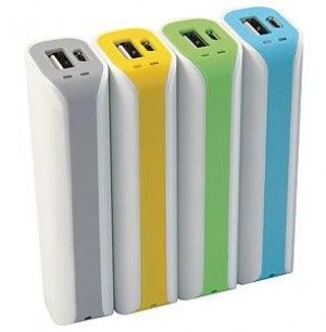 POWER BANK 2200MAH (M-PB22C) GIALLO