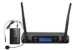 RADIOMICROFONO AD ARCHETTO VHF (SET 6090LAV-D) (209,15MHZ)