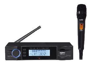 RADIOMICROFONO PALMARE UHF (SET 8100)