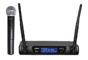 RADIOMICROFONO PALMARE VHF (SET 6090B) 183,57 MHZ