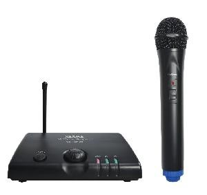 RADIOMICROFONO PALMARE VHF (SET 6170B)