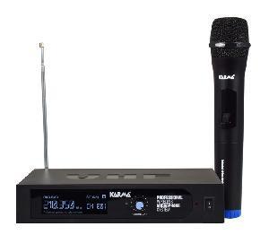 RADIOMICROFONO PALMARE VHF (SET 6250A)