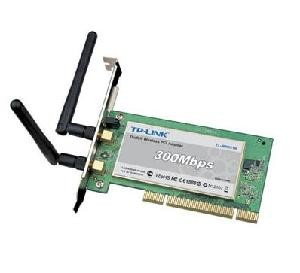 SCHEDA DI RETE WIRELESS PCI 300 MBPS TL- WN851N