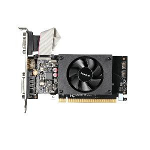 SCHEDA VIDEO GEFORCE GT710 2 GB PCI-E LP (GV-N710D3-2GL)