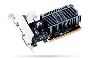SCHEDA VIDEO GEFORCE GT710 SILENT 2 GB PCI-E LP (N710-1SDV-E3BX)