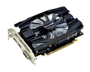 SCHEDA VIDEO GEFORCE GTX1060 3 GB COMPACT (N1060-6DDN-L5GM)