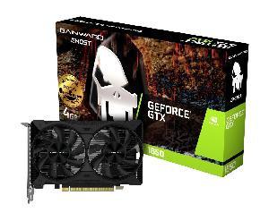 SCHEDA VIDEO GEFORCE GTX1650 D6 GHOST OC 4 GB PCI-E (471056224-1785)