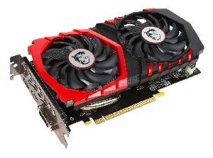 SCHEDA VIDEO GTX 1050 TI GAMING X 4G 4 GB (V335-001R)