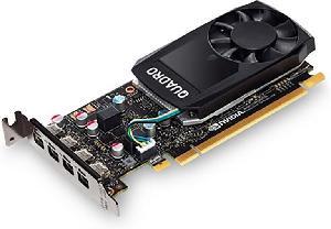 SCHEDA VIDEO NVIDIA QUADRO P620 2 GB PCI-E (3ME25AT)