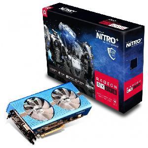 SCHEDA VIDEO RADEON NITRO+ RX590 8G SPECIAL EDITION 8 GB (11289-01-20G)