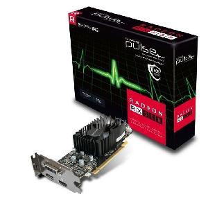 SCHEDA VIDEO RADEON RX550 PULSE 4 GB (11268-09-20G) LOW PROFILE