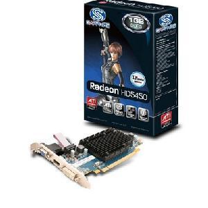 SCHEDA VIDEO SAPPHIRE HD 5450 1 GB PCI-E (11166-02-20R)