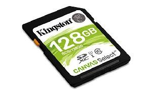 SECURE DIGITAL 128 GB (SDS128GB) CLASS10 UHS-I U1