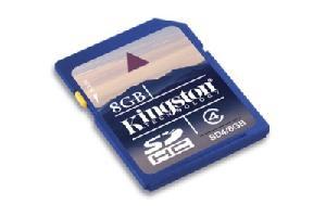 SECURE DIGITAL 8 GB (SD48GB)