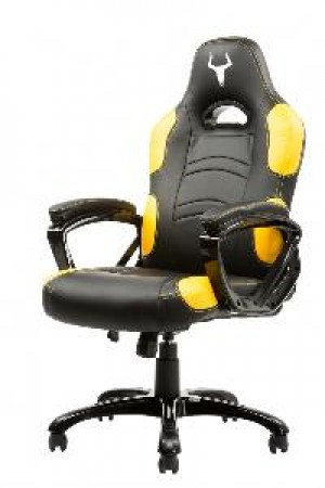 SEDIA GAMING TAURUS P1 (ITTGCHP1BY) NEROGIALLO