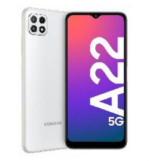 SMARTPHONE GALAXY A22 (SM-A226B) 64GB 5G BIANCO - GARANZIA ITALIA - BRAND OPERATORE