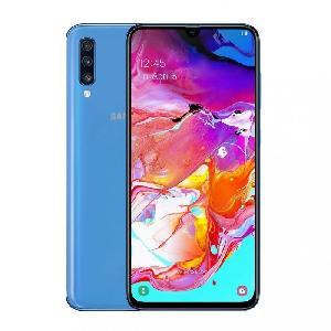 SMARTPHONE GALAXY A70 (A705F) BLUE - DUAL SIM - GARANZIA ITALIA