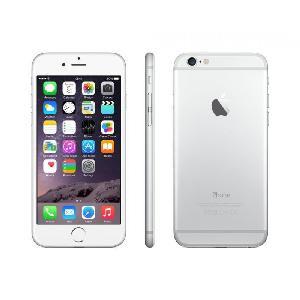 SMARTPHONE IPHONE 6 64GB SILVER (MG4H2) - RICONDIZIONATO - GAR. 12 MESI - GRADO A