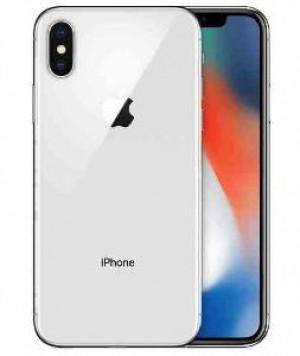 SMARTPHONE IPHONE X 64GB SILVER - RICONDIZIONATO - GAR. 24 MESI - GRADO A