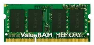 SO-DDR3 4 GB PC1600 MHZ (1x4) (KVR16LS114)