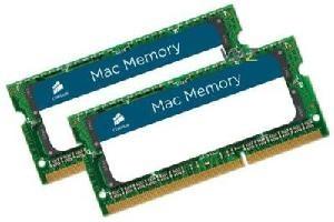 SO-DDR3 8 GB PC1066 MHZ MAC KIT (2X4) (CMSA8GX3M2A1066C7)