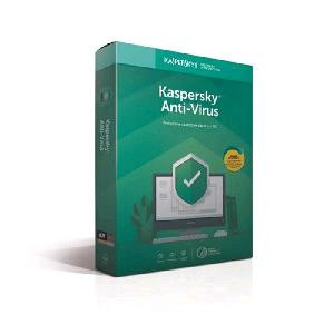 SOFTWARE ANTIVIRUS 2020 3 CLNT 1 ANNO (KL1171T5CFS-20SLIM)