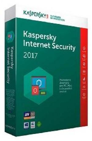 SOFTWARE INTERNET SECURITY 2017 1 CLNT (KL1941TBAFS-7SLIM)