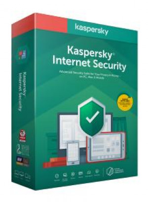 SOFTWARE INTERNET SECURITY 2020 5 CLNT (KL1939T5EFS-20SLIM)