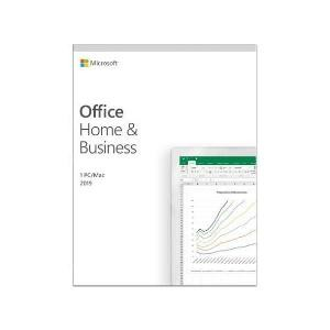 SOFTWARE OFFICE HOME AND BUSINESS 2019 (T5D-03209) MEDIALESS (KEY CARD)