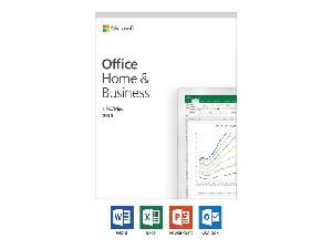 SOFTWARE OFFICE HOME AND BUSINESS 2019 (T5D-03315) BOX PACK