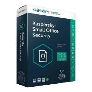 SOFTWARE SMALL OFFICE SECURITY 5.0 - 5 CLNT (KL4533XBEFS-IT)