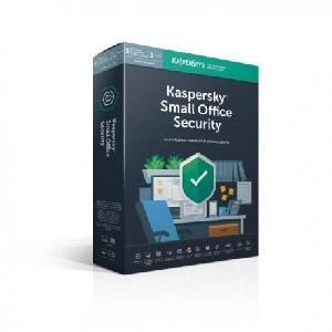 SOFTWARE SMALL OFFICE SECURITY 6 - 1 SERVER + 5 CLIENTS (KL4535X5EFS)