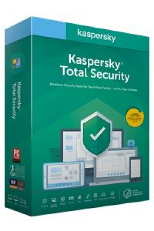 SOFTWARE TOTAL SECURITY 2020 3 CLNT (KL1949T5CFS-20SLIM)