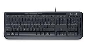 TASTIERA DESKTOP 600 (ANB-00014) USB NERA