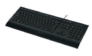 TASTIERA K280E PRO USB BLACK 920-008159