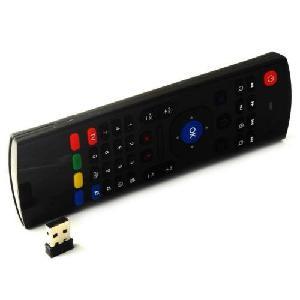 TELECOMANDO UNIVERSALE CONTROLLO REMOTO AIR MOUSE Q-A08 PER BOXSMART TV