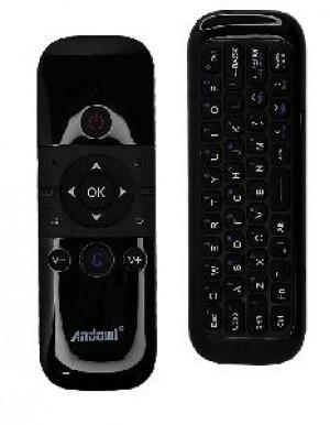 TELECOMANDO UNIVERSALE CONTROLLO REMOTO AIR MOUSE Q-A259 PER BOXSMART TV