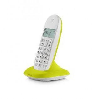 TELEFONO CORDLESS C1001LL (92216) GIALLO