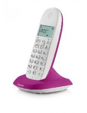 TELEFONO CORDLESS C1001LV (92506) VIOLA