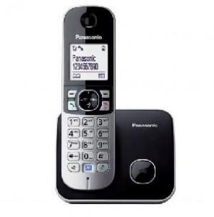 TELEFONO CORDLESS KX-TG6811JTB NERO
