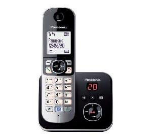 TELEFONO CORDLESS KX-TG6821JTB NERO