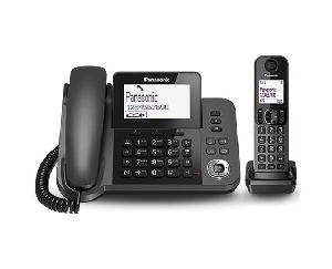 TELEFONO CORDLESS KX-TGF310EXM NERO