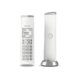 TELEFONO CORDLESS TGK210 (KX-TGK210JTW) BIANCO