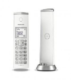 TELEFONO CORDLESS TGK220 (KX-TGK220JTW) BIANCO