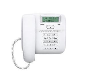 TELEFONO FISSO GIGASET DA610 BIANCO