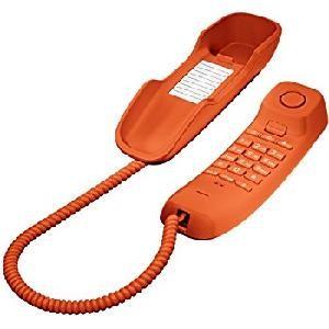 TELEFONO GIGASET DA210 (S30054S6527R105) ARANCIONE